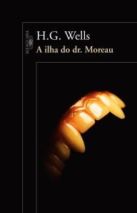 Capa A ilha do dr Moreau.indd